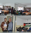 lectured about the legal situation of Jerusalem