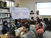 "Workshops and legal sessions for ""SHAHED"" in Tyr"