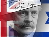 (Witness): 103 years have passed since the Balfour Declaration A state based on violating international law
